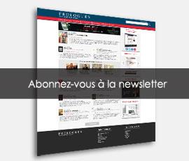 Abonnez-vous � la Newsletter